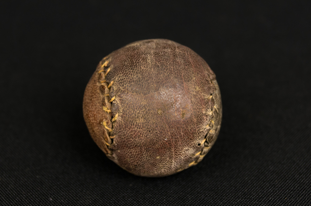 "First known ""Golf Balls"" were made"
