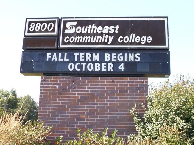 Southeast Community College vs. Davis