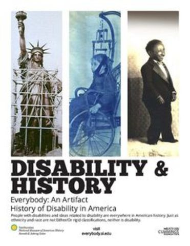 History of Disability Rights Taught in School