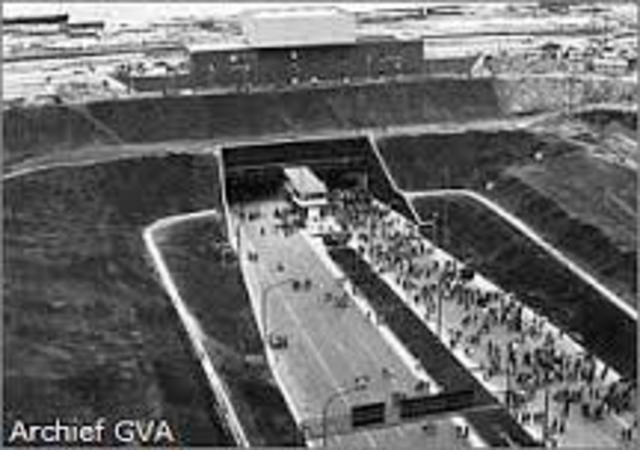 aanleg Ring en Kennedytunnel