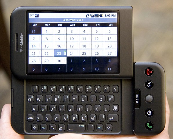El HTC Dream