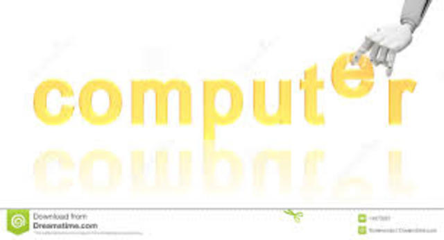"""The word """"computer"""" was first recorded as being used"""