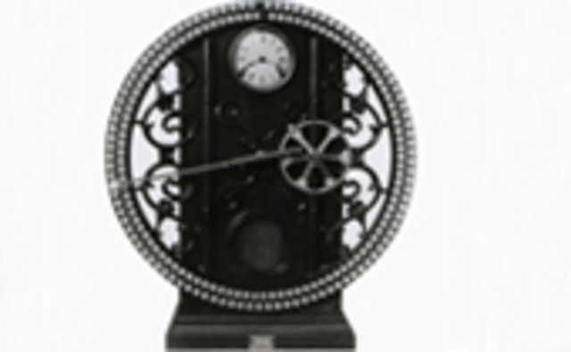 the first dial recorder was invented by Dr. Alexander Dey