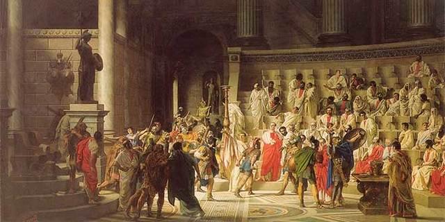 Inicio de La Republica Romana