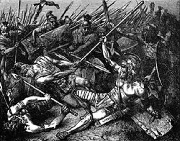 Fin de La Republica Romana