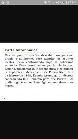 Carta Autonómica