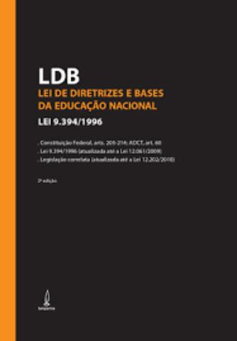 Criação da Lei de Diretrizes e Bases da Educação Nacional (LDB)