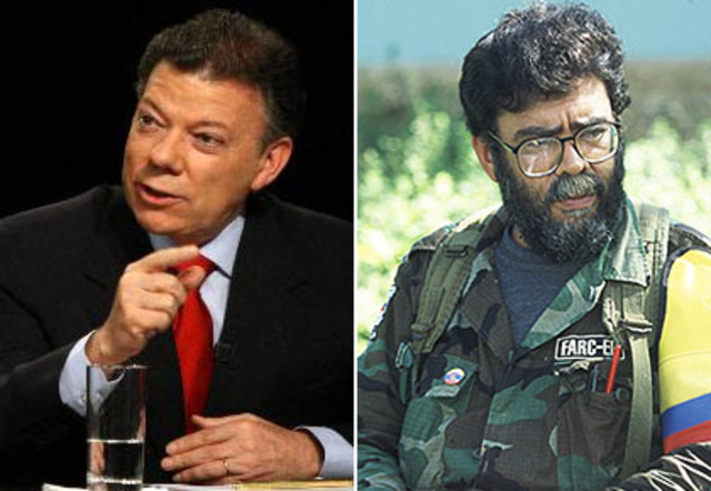 Gobierno descartó todo diálogo con las Farc