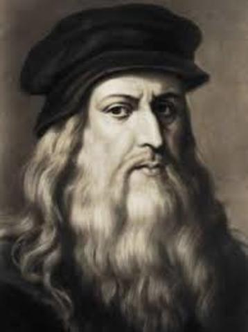 Leonardo Da Vinci aporta en el descubrimiento de la cámara