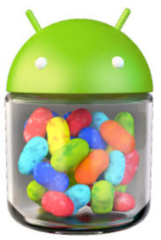 Android 4.1 Jelly Bean.