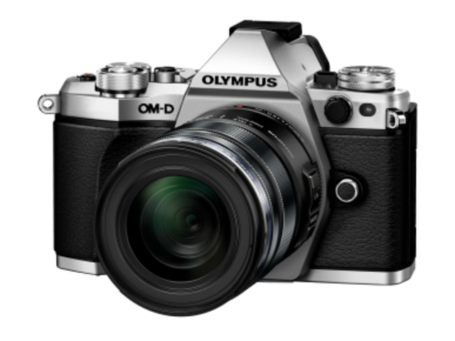 EVIL (Electronic Viewfinder Interchangeable Lens)