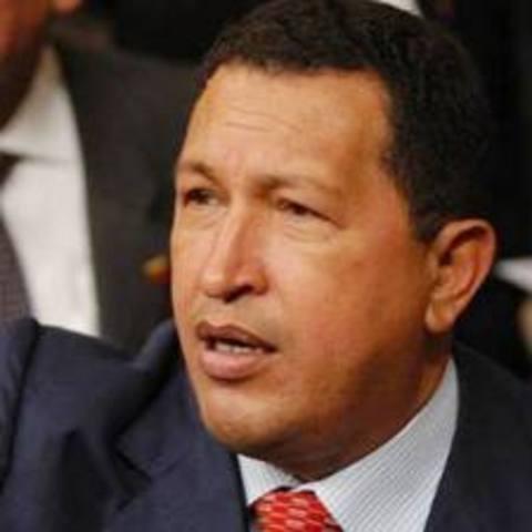 CHAVEZ OFRECE Y PIDE RESPETO A COLOMBIA.