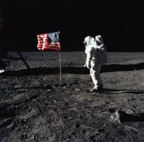 Space race ( U.S )