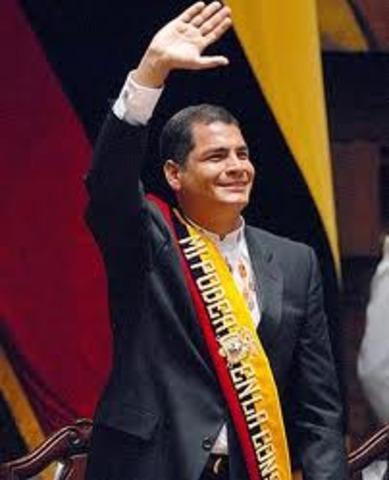 ECUADOR OFRECE AYUDA A COLOMBIA TRAS ATAQUE DE LAS FARC EN LA FRONTERA