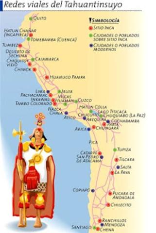 Los Caminos del Inca o caminos incaicos