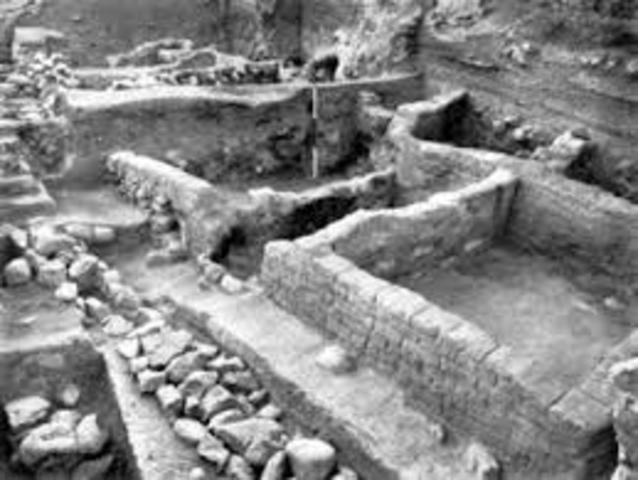 Mesopotamia (murallas de Jerico)