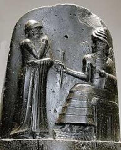 Mesopotamia-hammurabi