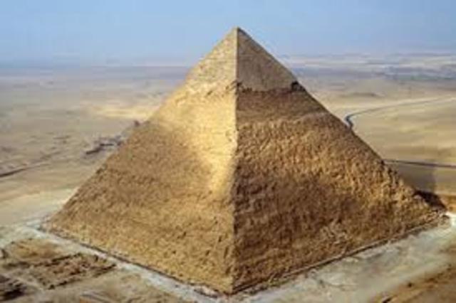 Egipcia-piramide keops