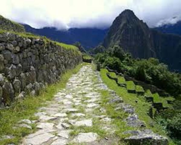 Caminos Incas