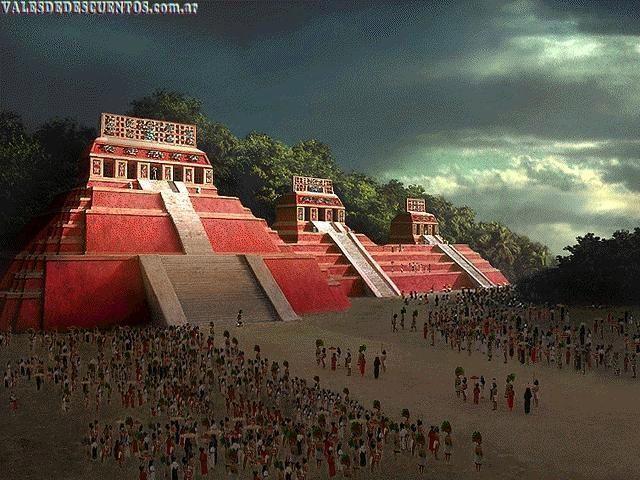 templo quetzalpapalote