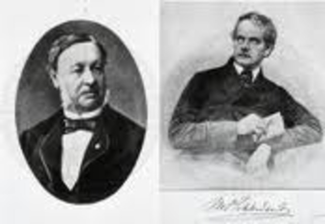 Matthias J. Scheleiden i Theodor Schwann (alemanys)