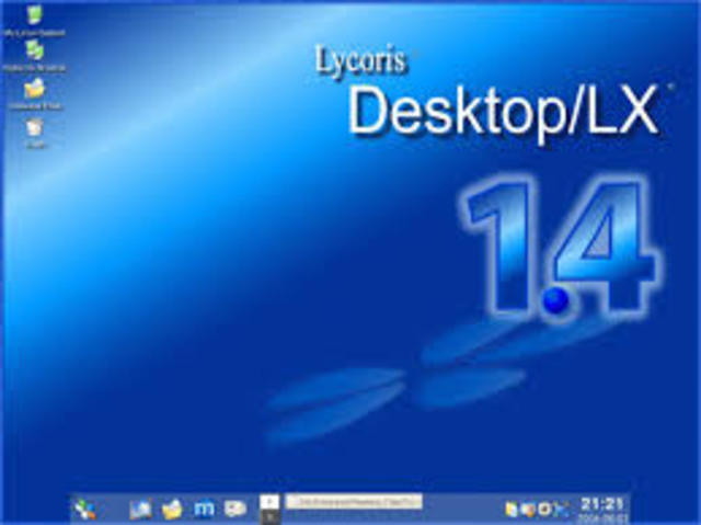 Lycoris Desktop/LX