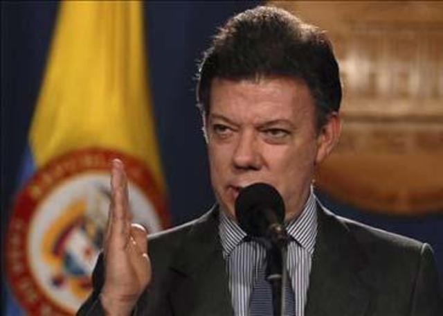 Presidente Juan manuel santos negocia cooperacion tecnologica y comercial con estado de Sao paulo (Parte 1)