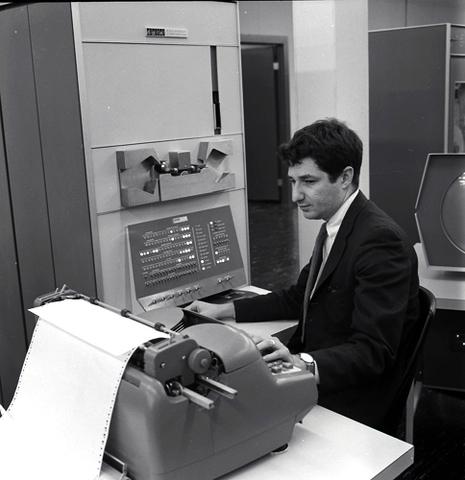 DEC PDP-1 introduit