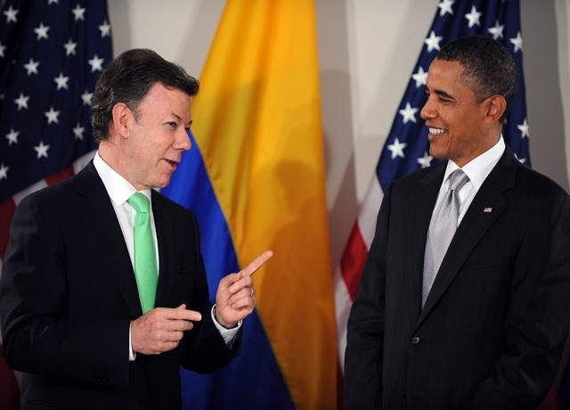 Santos y Obama se reuniran este viernes en Nueva York