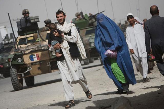 Oleada de secuestros opaca víspera de elecciones en Afganistán