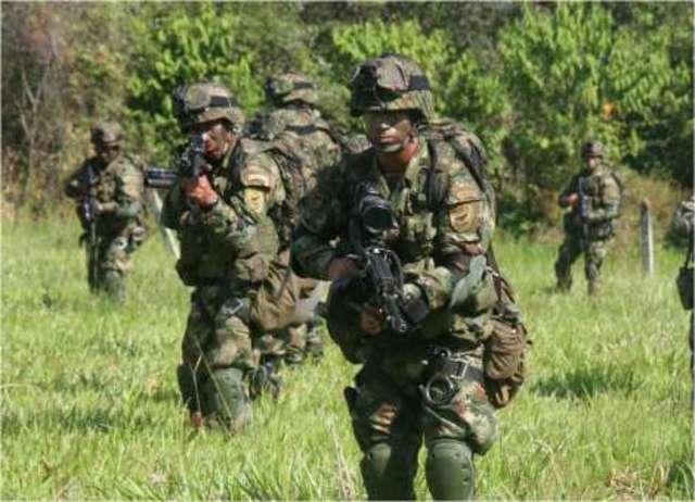 En operación contra las Farc, mueren dos soldados en Tuluá (Valle del Cauca)