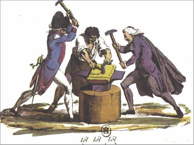 Primera Constitucion francesa
