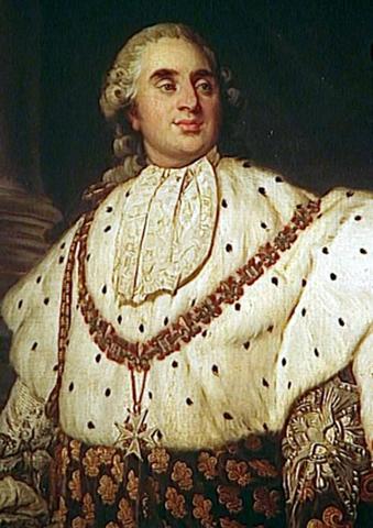 Luis  XVI muere