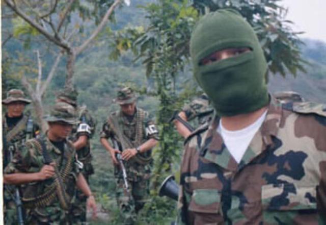 Colombia y Reino Unido ratifican lucha contra el crimen y el narcotrafico (Parte 1)