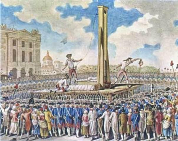 La constitucion de la Convencion Jacobina