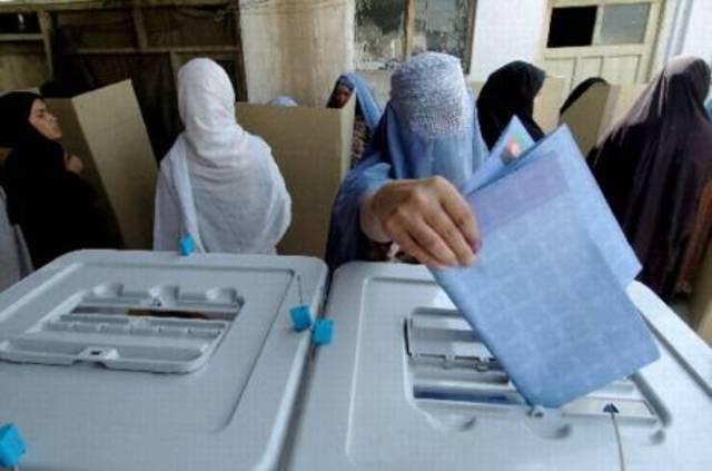 Ya van 2.064 denuncias por irregularidades y fraudes en las elecciones de Afganistán
