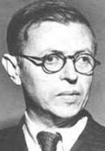Sarte, Jean - Paul (1905 -1980)