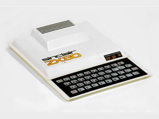 Le Sinclair ZX80 introduit