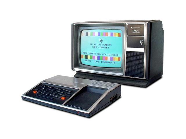 Texas Instruments TI 99/4 est publié