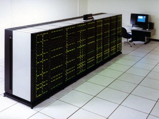 Le système supercalculateur Touchstone Delta d'Intel est disponible en ligne