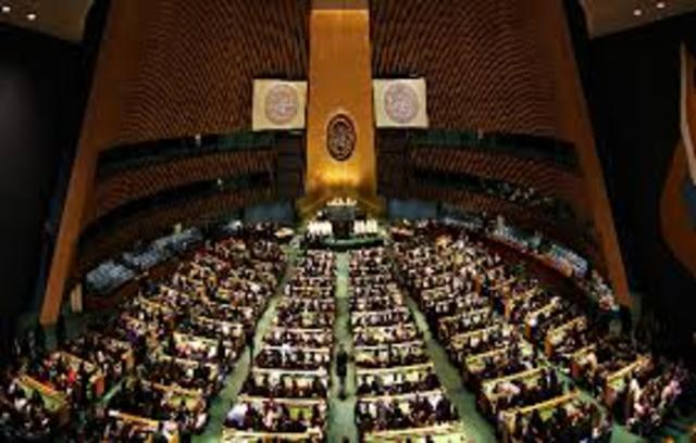 United Nations Council Resolution