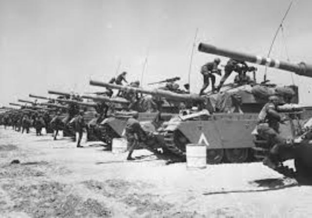 Origins of the Six-Day War
