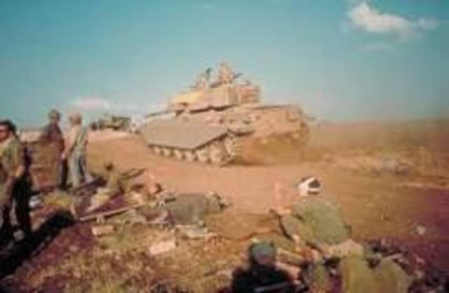 Fourth Arab-Israeli war