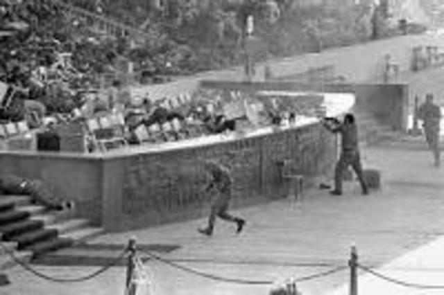 Anwar Sadat's death