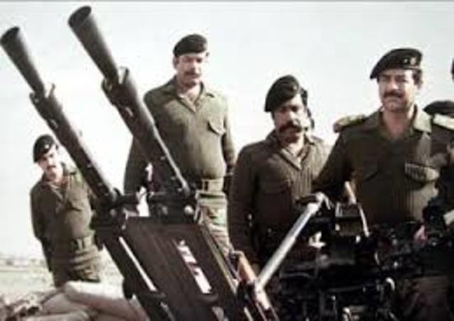 Iraq-Iran War Ended