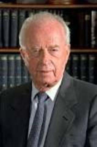 Yitzhak Rabin's Death