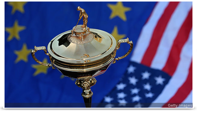 The Ryder Cup is played for the first time between the men's professionals of Great Britain and the USA at Gleneagles Golf Club