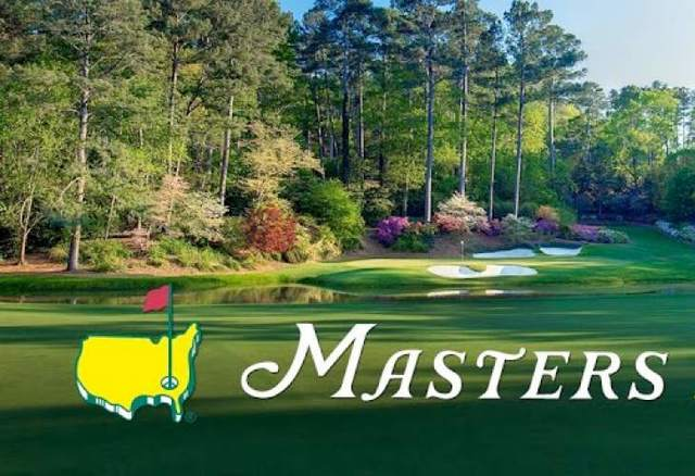 The First inaugural Masters is staged at Augusta National