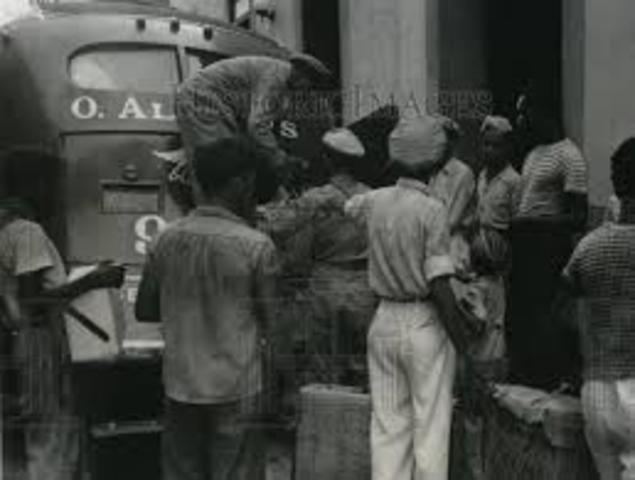 Conferencia de las Naciones Unidas Sobre Comercio y Empleo - La Habana , Cuba 1947