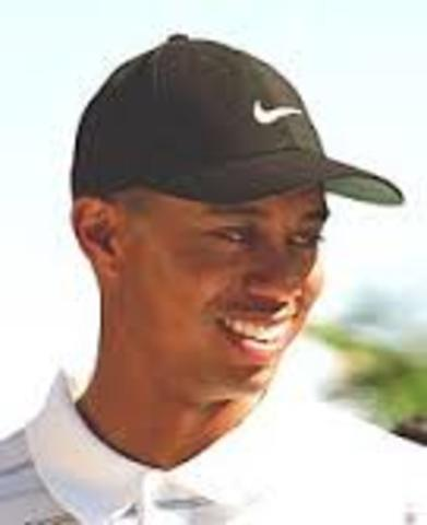 Tiger Woods becomes the youngest man ever to win the U.S. Amateur, at age 18